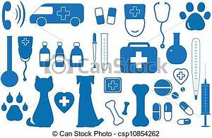 The gallery for --> Veterinary Tools Clip Art
