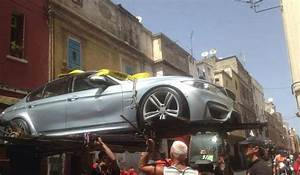 New F80 BMW M3 Featured In Mission Impossible 5