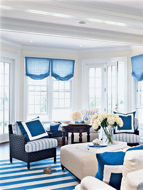 enchanting blue living room inspirations