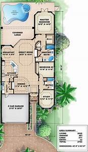 House, Plan, 1018-00009