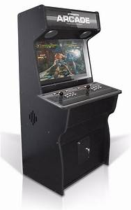 32quot Pro Upright Xtension Arcade Cabinet For The Xbox 360
