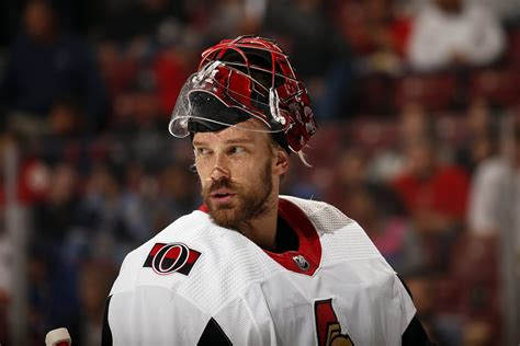 Veteran goaltender anders nilsson has decided to call it a career. Ottawa Senators goalie Anders Nilsson is showing he can be ...