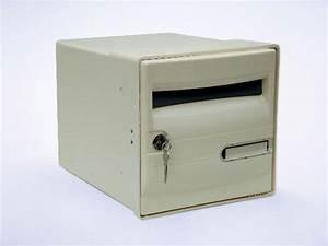 Boite à Lettre La Poste : bo te aux lettres individuelles norme poste garantie 10 ans ~ Dailycaller-alerts.com Idées de Décoration