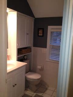 colonial bathroom overhaul