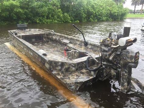 Duck Hunting Boat Dealers by Boat Inventory Florida Duck And Mud Boats