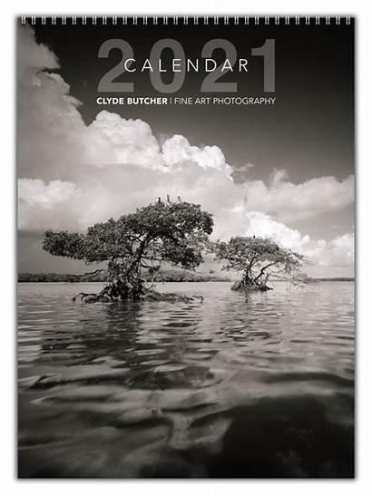 2021 Calendar Butcher Clyde Clydebutcher Books Mockup