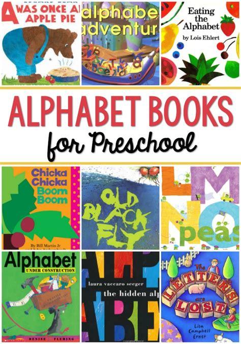 alphabet books for preschool pre k pages 726   Alphabet Books for Preschool