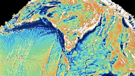 incredibly detailed billion year  ancient maps