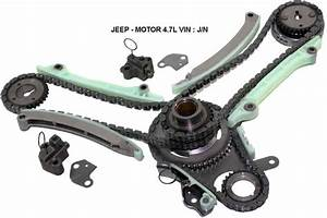 Jeep 47l V8 Timing Chains  Dodge 47 Timing Chain