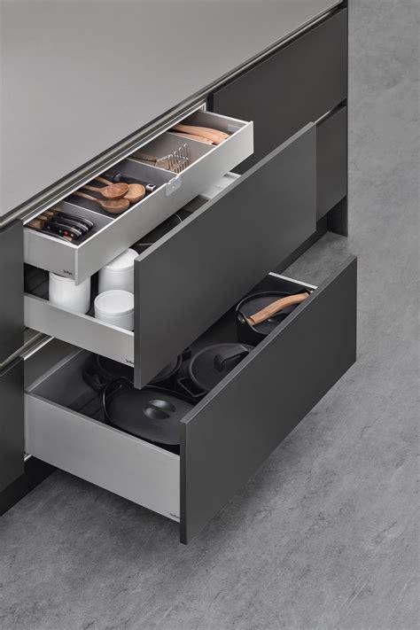 Kitchen Drawers by Siematic Aluminium Drawers Kitchen Kitchen Drawers