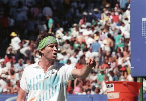 years  mcenroe reflects   ejection       york times