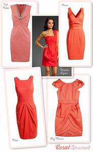 coral bridesmaids coral wedding guest dresses With coral dress for wedding guest