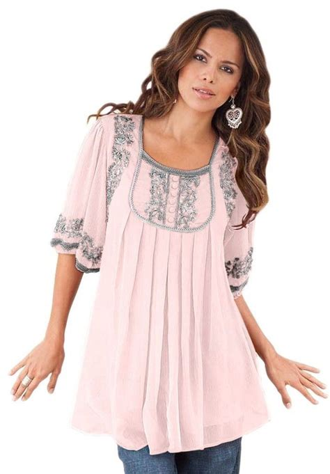 womens plus size blouses 29 best images about dressy tops dresses and on