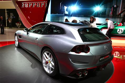 Gtc4lusso T Photo by 2017 Gtc4lusso T Adds Torque And Loses Awd In