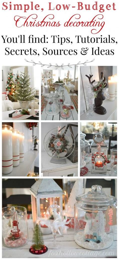 cost christmas decorations  days  homemade