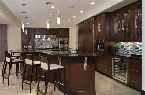 kitchen cabinets houzz leading edge contemporary kitchen edmonton 3021
