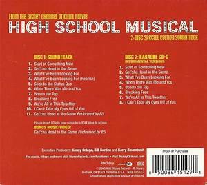 High school musical 2 all songs list