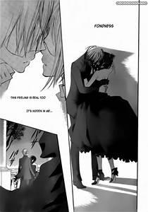 Pics For > Kaname And Zero Kiss