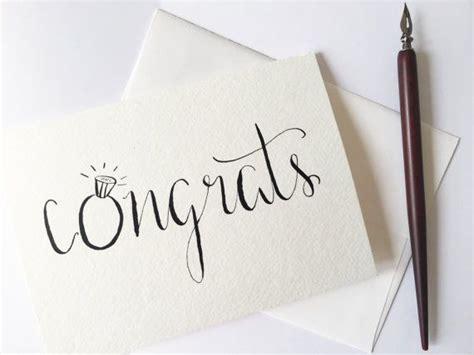 Congratulations Engagement Card Template by Best 25 Engagement Cards Ideas On Pinterest Wedding