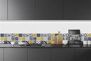 Crdence Adhsive Mix Mosaque 10 Walivintage 40 X 200