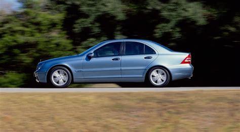 Review Mercedes C Class Sedan by Mercedes C Class Sedan 2000 2004 Reviews Technical Data