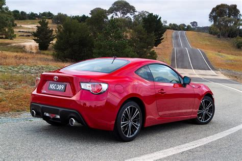 Toyota Coupes toyota 86 29 990 coupe launches in australia photos 1