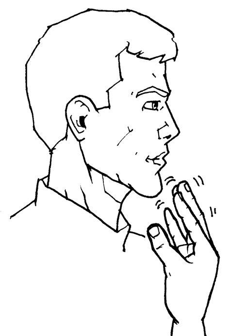 color sign language quot lesson quiz page quot american sign language asl