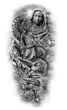 Tattoo Finka | killing your inner demon | Tattoos, Jesus tattoo, Sleeve tattoos