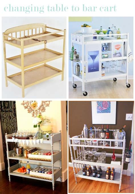 table a langer portable comment recycler une table 224 langer astuces et recyclage diy changing table bar