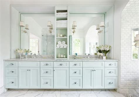 his and hers separate bathrooms bathroom traditional with