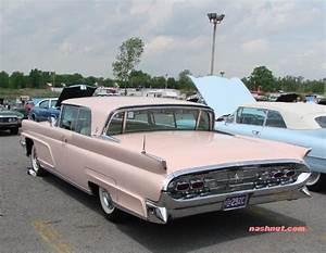 1959 Lincoln Continental Mark Iv  2 Door Hardtop - Rear  Side