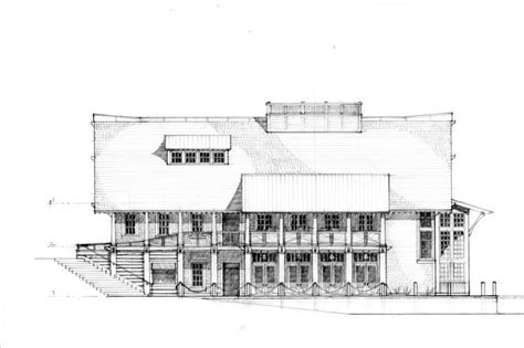 sketch dungan nequette architects architect drawing