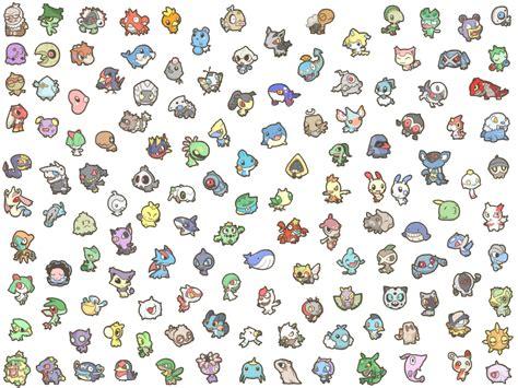 Pokemon Shiny Pokedex Gen 3