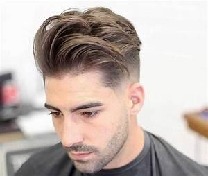 Coupe De Cheveux Homme Hipster : coupe de cheveux homme comment choisir selon la forme de votre visage ~ Dallasstarsshop.com Idées de Décoration
