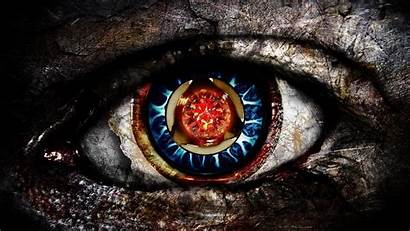 Eye Third Cool Wallpapers Miscellaneous Background Dark