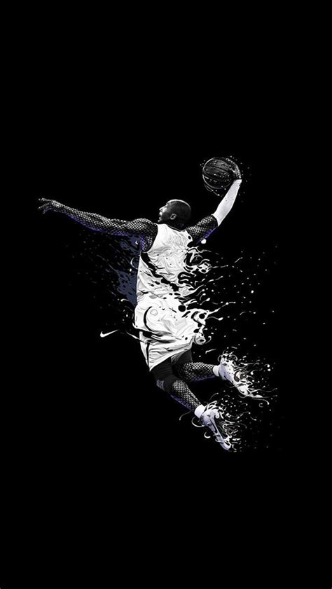 Basketball Cool Wallpapers Iphone X by Nike Basketball Wallpaper Wallpapersafari