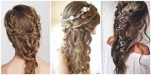 5 peinados sencillos y elegantes para el día de tu boda