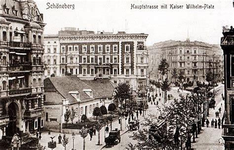 Schöneberg Im Wandel Der Zeit