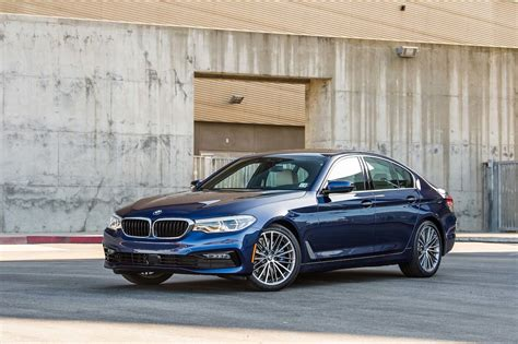 2017 Bmw 530i Review