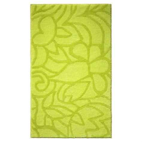 tapis de salle de bain haut de gamme vert