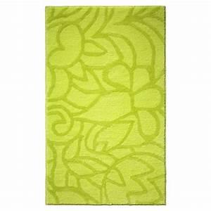 Tapis de salle de bain haut de gamme vert for Tapis salle de bain haut de gamme