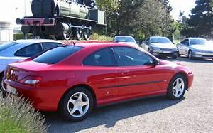 Peugeot Coup U00e9 406