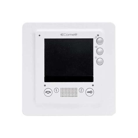 comelit 6304h colour intercom monitor