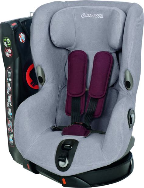housse siege auto axiss bol com maxi cosi accessoires axiss zomerhoes cool grey