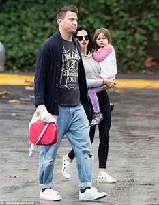Channing Tatum and Jenna Dewan run errands with daughter ...