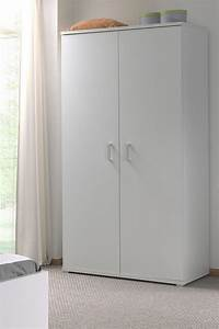 Armoire Bebe Blanche : armoire enfant blanche ~ Melissatoandfro.com Idées de Décoration