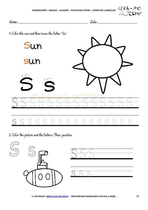 alphabet tracing worksheets   write letter