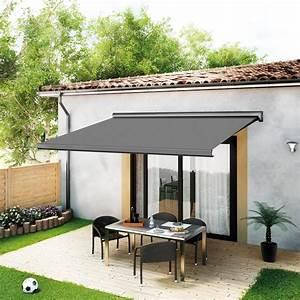 Store Banne Manuel : store banne manuel rio2 coffre int gral 4 x 3 m t126 ~ Premium-room.com Idées de Décoration