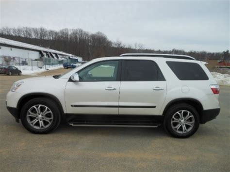 find  gmc acadia awd  factory wheels remote start