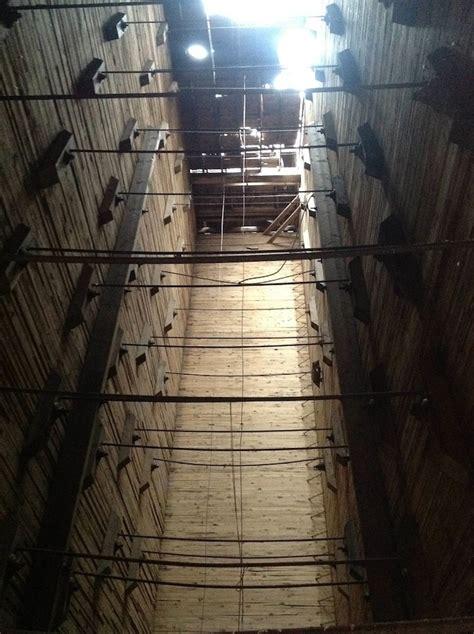 rebuilding exchange salvages huge cache  grain elevator